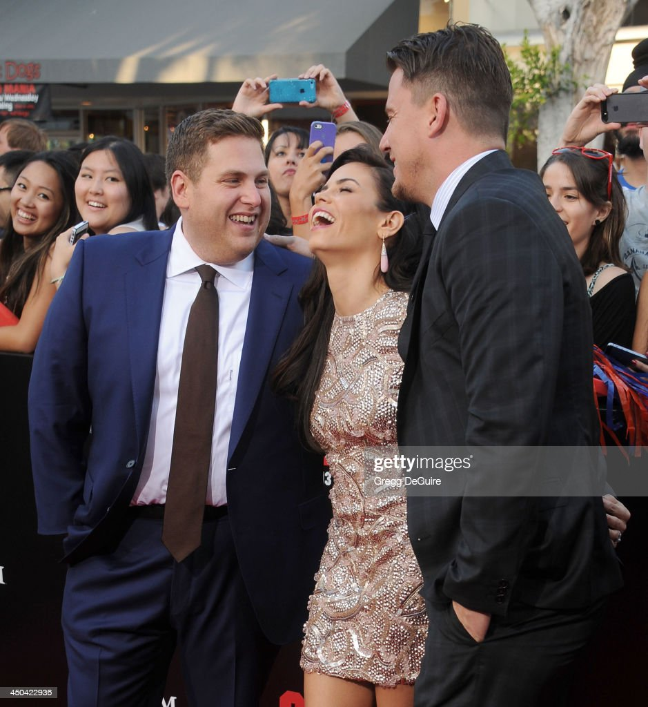 """22 Jump Street"" - Los Angeles Premiere - Arrivals : Foto jornalística"