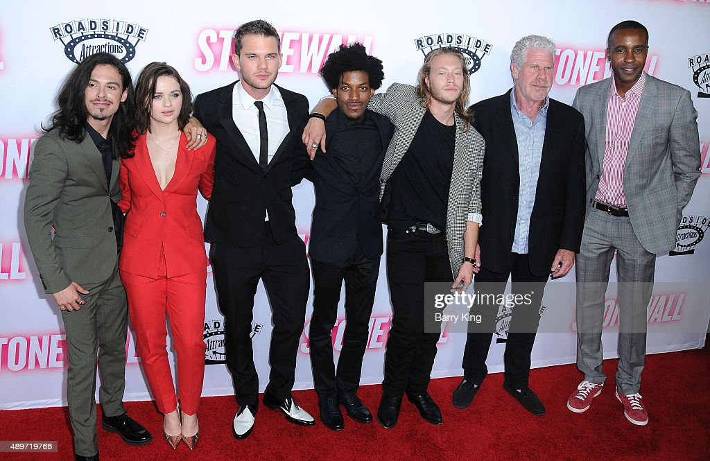"""Premiere Of Roadside Attractions' """"Stonewall"""" - Arrivals"""