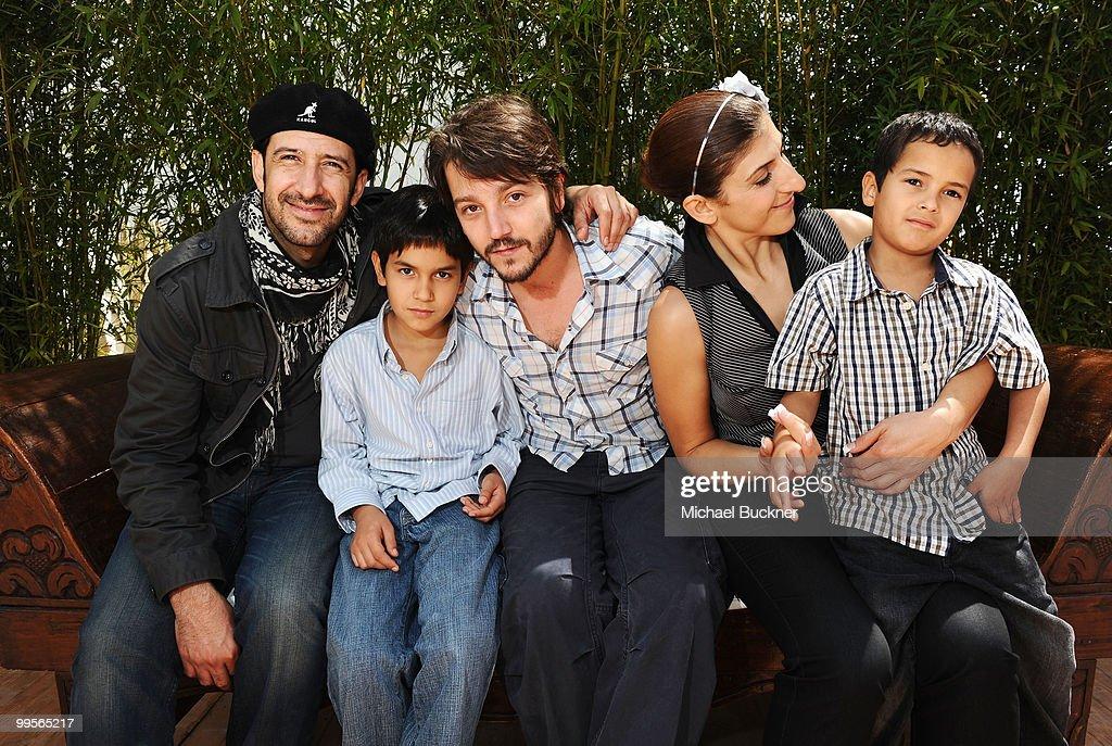 Abel - Cast Portraits:63rd Cannes Film Festival