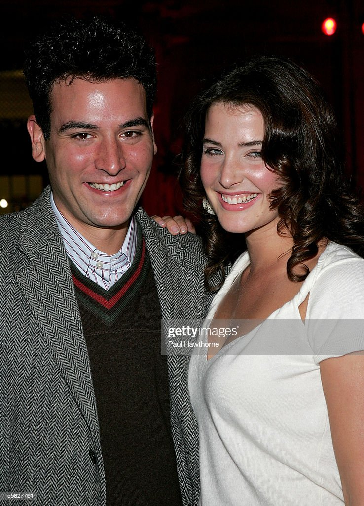 Cobie smulders dating josh