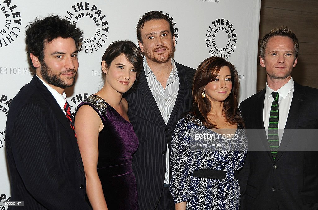 """Paley Center For Media Celebrates """"How I Met Your Mother"""" 100th Episode : News Photo"""