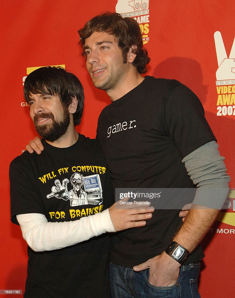 Spike TV 2007 Video Game Awards : News Photo