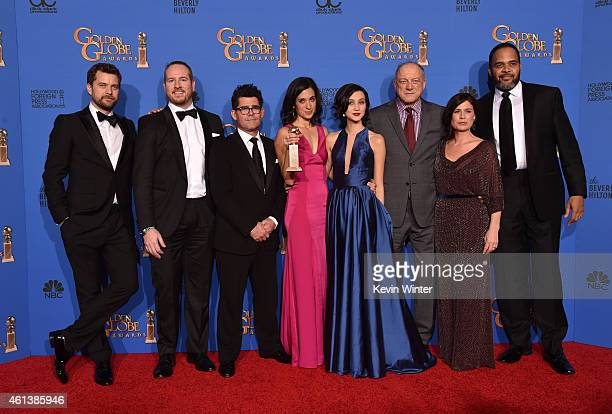 Actors Joshua Jackson Darren Goldstein writer/director Jeffrey Reiner writer/producer Sarah Treem actors Julia Goldani Telles John Doman Maura...
