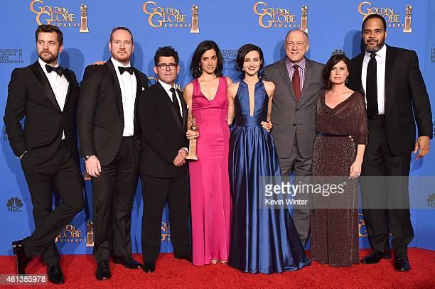 Actors Joshua Jackson Darren Goldstein writer/director Jeffrey Reiner writer/producer Sarah Treem actors Julia Goldani Telles John Doman Maura...