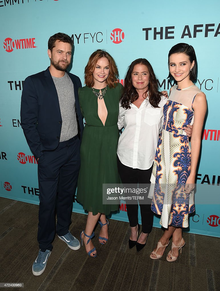 "Screening Of Showtime's ""The Affair"" - Arrivals : News Photo"