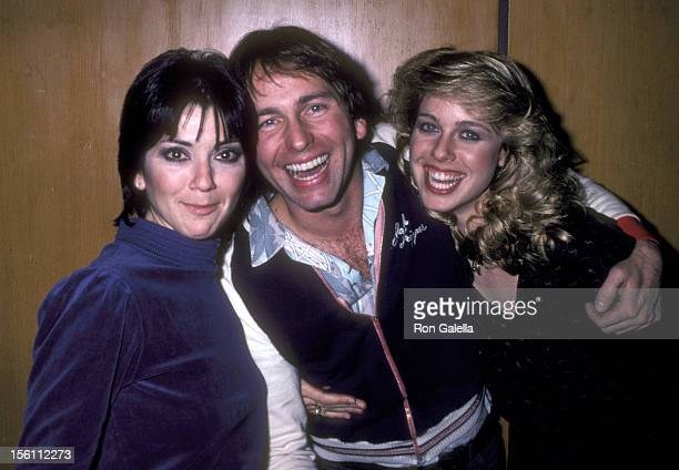 Actors Joyce DeWitt John Ritter and Jenilee Harrison attend the 'Angel Dusted' Screening on February 13 1981 at DGA Theatre in West Hollywood...