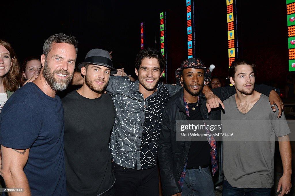 MTV Fandom Awards San Diego - Inside : ニュース写真