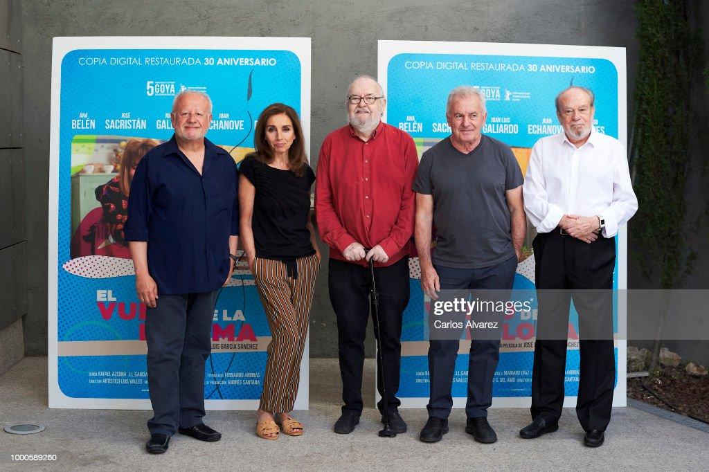 'El Vuelo de La Paloma' Colloquium in Madrid