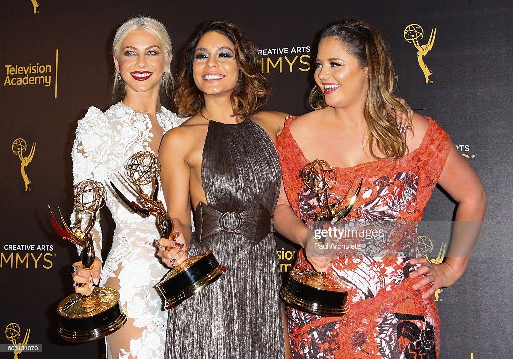 2016 Creative Arts Emmy Awards - Day 2 - Press Room : News Photo