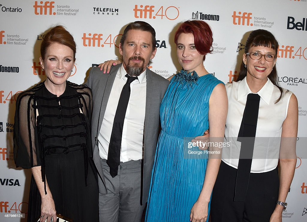 "2015 Toronto International Film Festival - ""Maggie's Plan"" Premiere : News Photo"