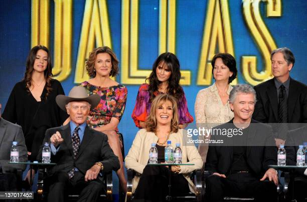 Actors Julie Gonzalo Brenda Strong Jordana Brewster Executive Producer Cynthia Cidre Executive Producer Michael M Robin actors Larry Hagman Linda...
