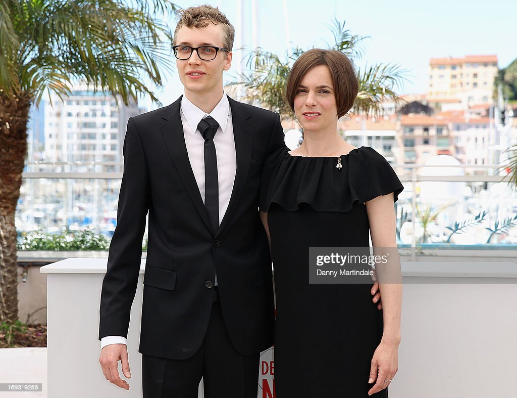Actors Julius Feldmeier and Annika Kuhl attend the photocall for 'Tore Tantz' at The 66th Annual Cannes Film Festival at Palais des Festival on May 23, 2013 in Cannes, France.