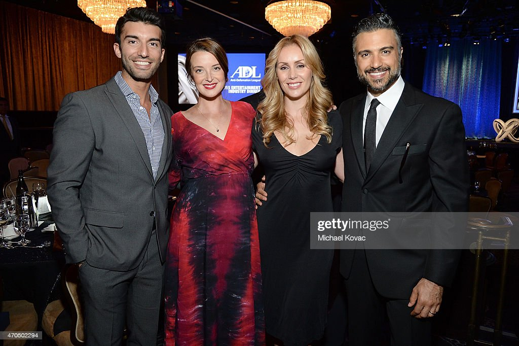 Anti-Defamation League's 2015 Entertainment Industry Dinner : News Photo
