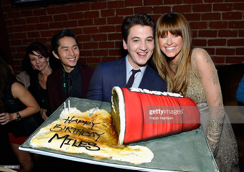 "Premiere Of Relativity Media's ""21 and Over"" - After Party : News Photo"