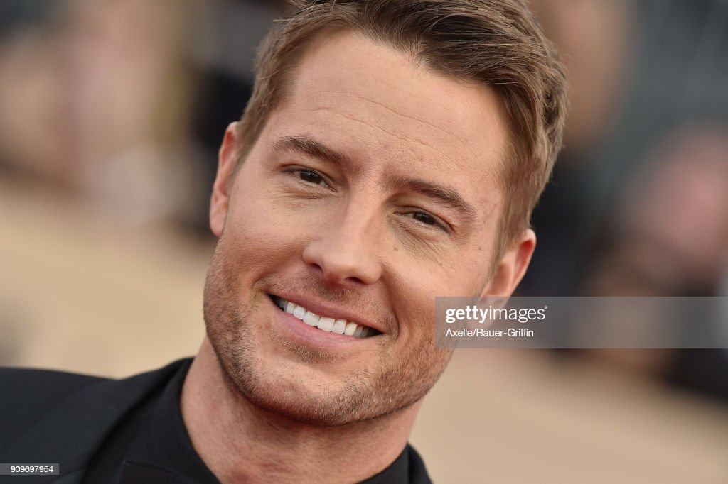 Actors Justin Hartley attends the 24th Annual Screen Actors Guild Awards at The Shrine Auditorium on January 21, 2018 in Los Angeles, California.