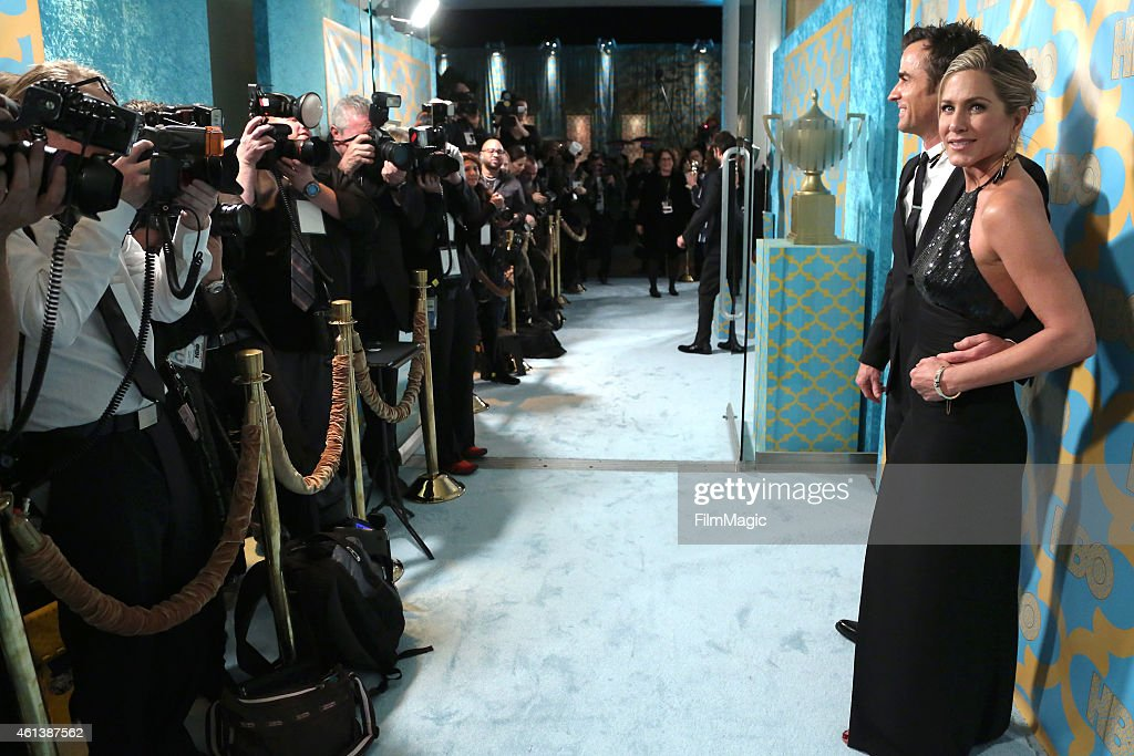 HBO's Official Golden Globe Awards After Party - Red Carpet : News Photo