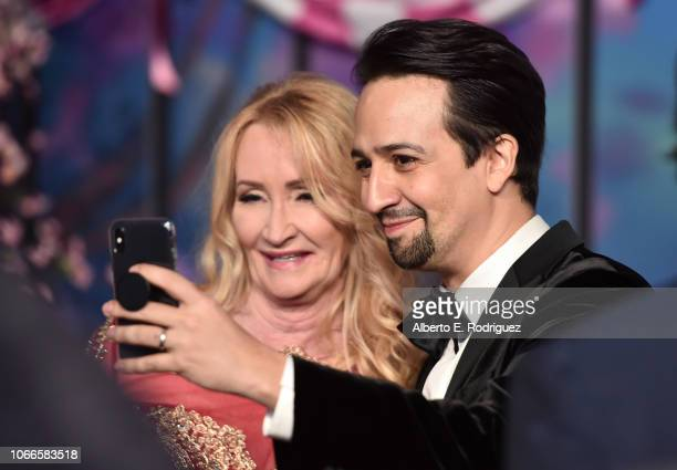 Actors Karen Dotrice and LinManuel Miranda attend Disney's 'Mary Poppins Returns' World Premiere at the Dolby Theatre on November 29 2018 in...