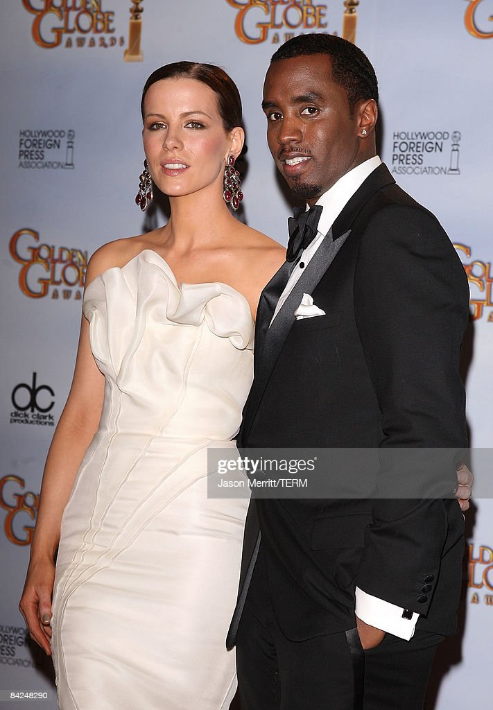 The 66th Annual Golden Globe Awards - Press Room : News Photo