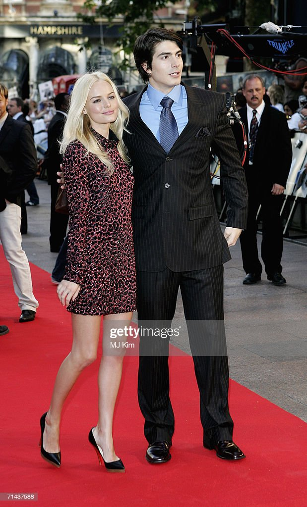 Superman Returns - UK Premiere : News Photo