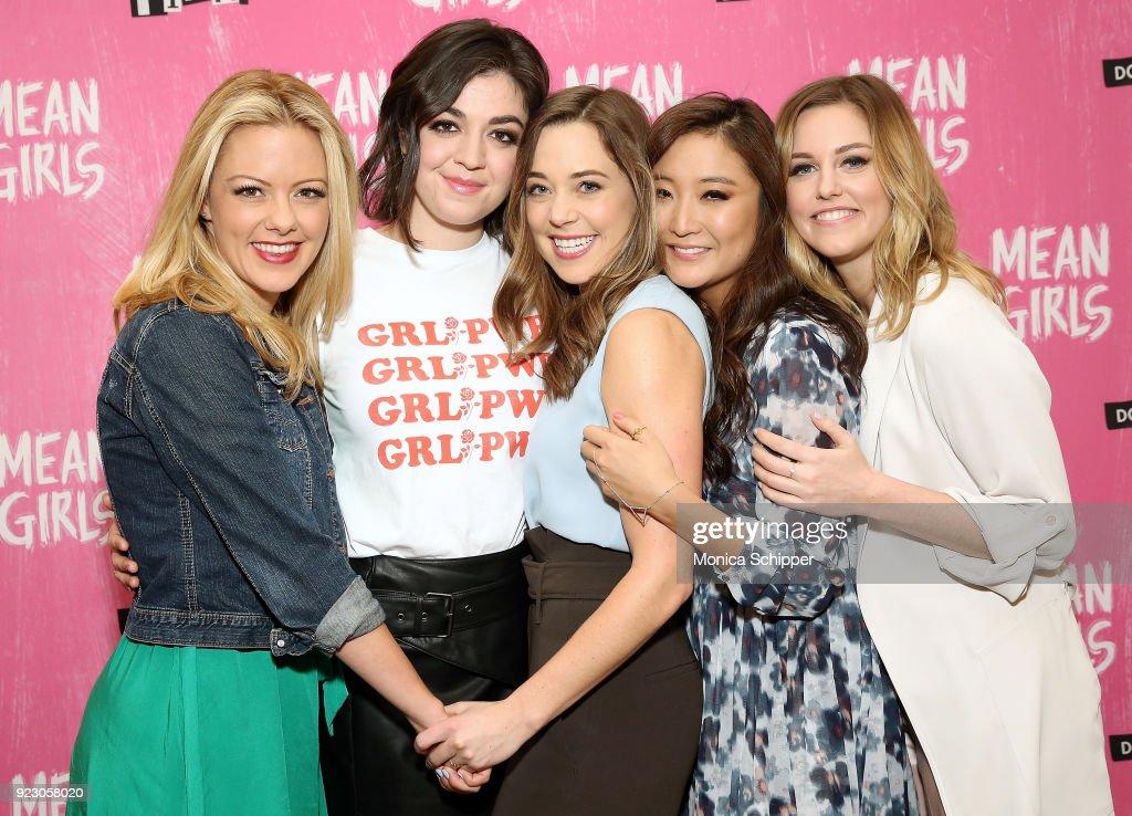 """""""Mean Girls"""" Broadway Cast Meet & Greet"""