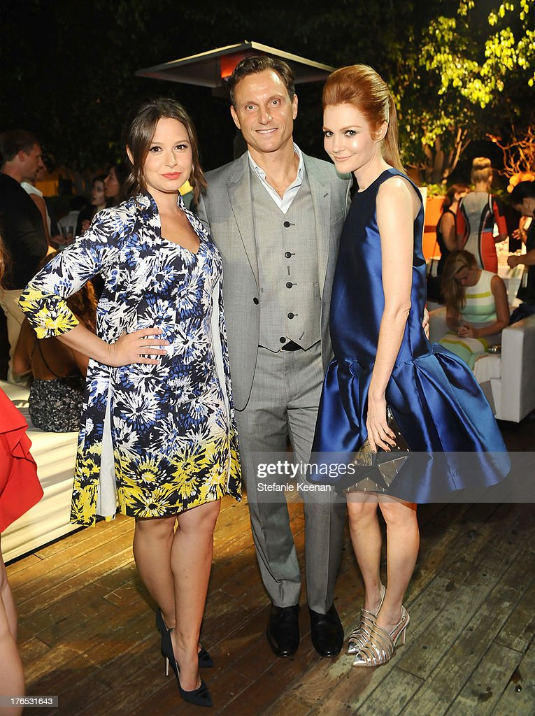 Ariel Foxman And The West Coast Editors Of InStyle Host The 12th Annual InStyle Summer Soiree