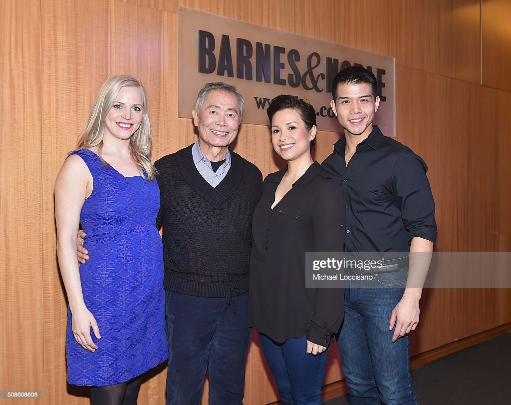 "Cast Of ""Allegiance"" Promote The Original Broadway Cast Recording"