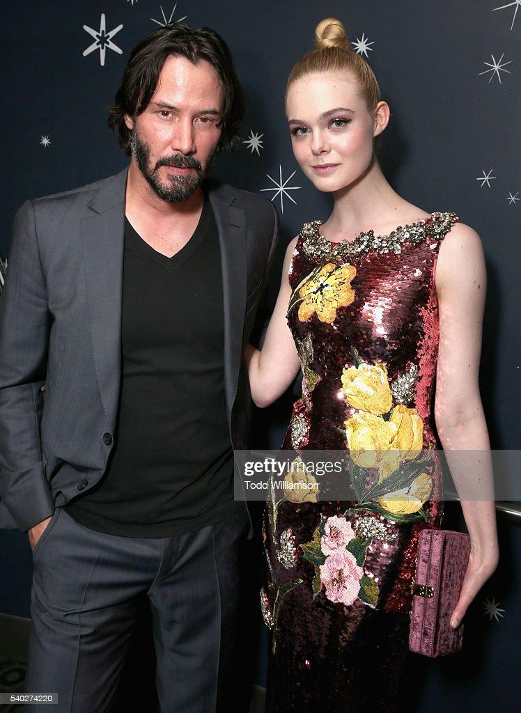 """The Neon Demon"" Los Angeles Premiere : News Photo"