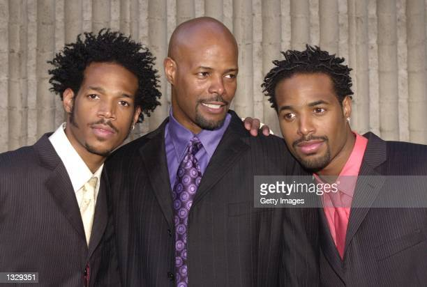 the wayans brothers 画像と写真 getty images