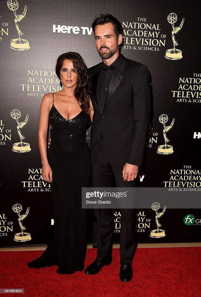 41st Annual Daytime Emmy Awards - Arrivals : News Photo