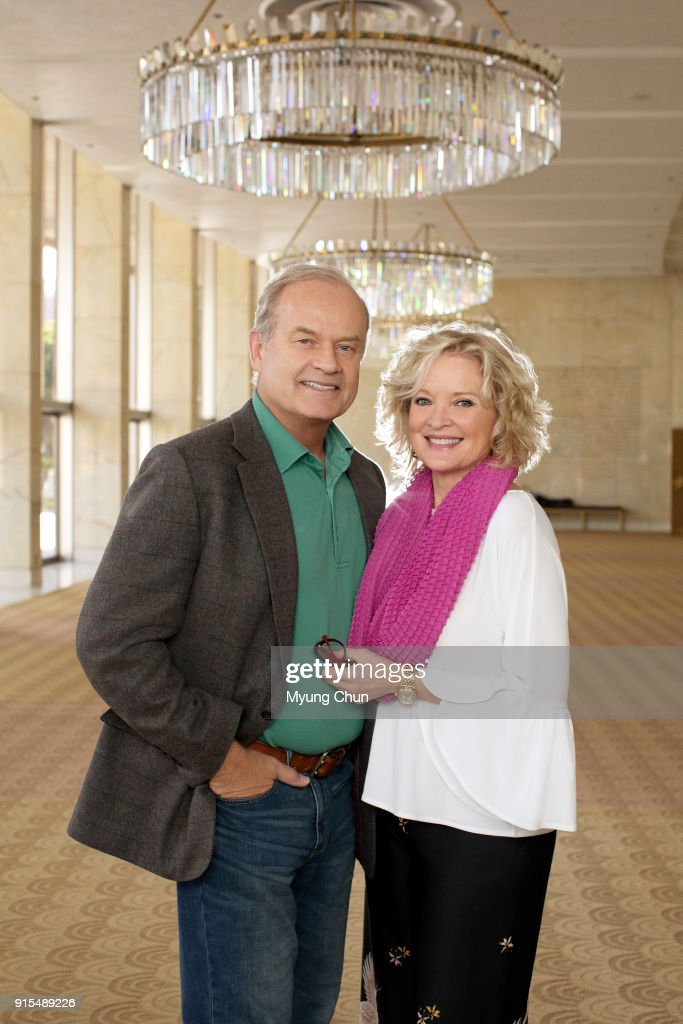 Kelsey Grammer and Christine Ebersole, Los Angeles Times, January 21, 2018