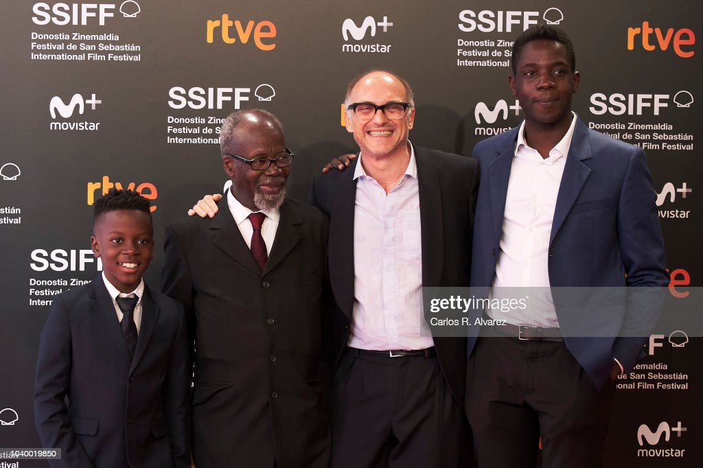 'Angelo' Photocall - 66th San Sebastian Film Festival