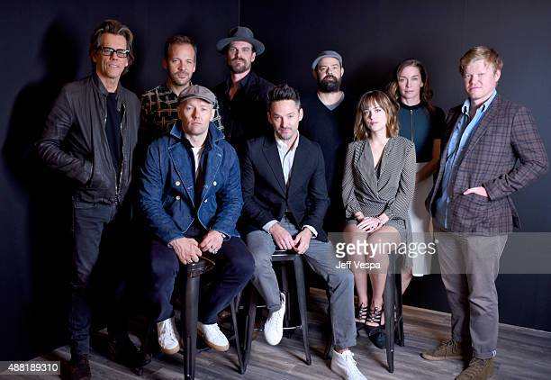 Actors Kevin Bacon Peter Sarsgaard Joel Edgerton David Harbour director Scott Cooper actors Rory Cochrane Dakota Johnson Julianne Nicholson and Jesse...