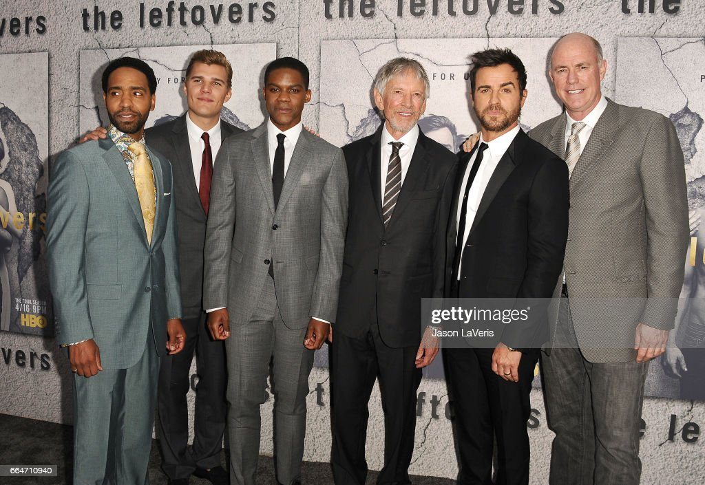 """Premiere Of HBO's """"The Leftovers"""" Season 3 - Arrivals : News Photo"""