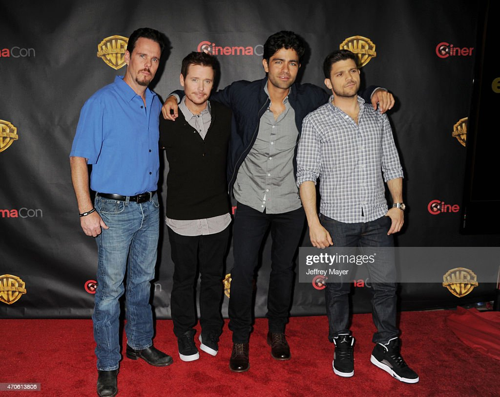 2015 CinemaCon - Warner Bros. Presents The Big Picture : News Photo