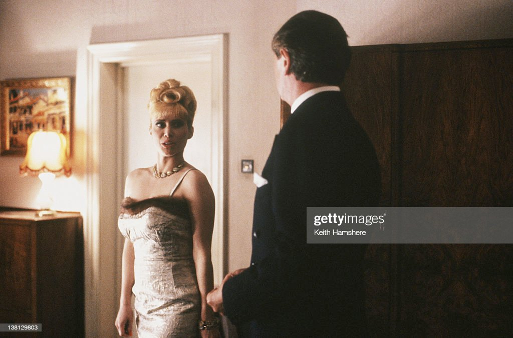 Actors Kevin Moore And Maggie O Neill In A Scene From The Thriller News Photo Getty Images