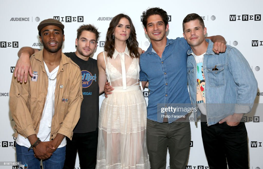 2017 WIRED Cafe At Comic Con, Presented By AT&T Audience Network ...