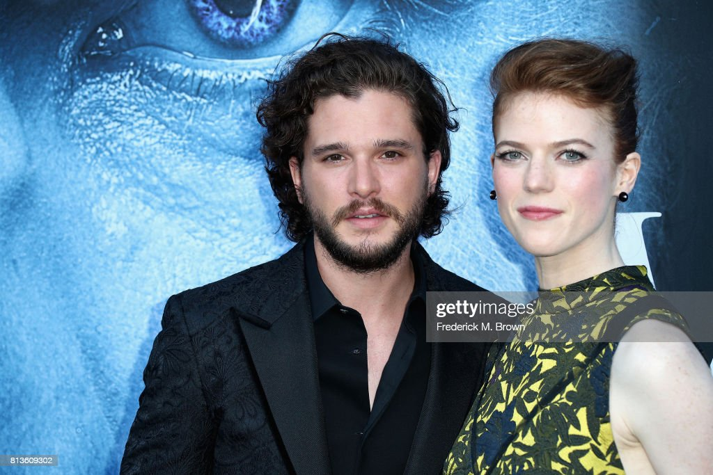 "Premiere Of HBO's ""Game Of Thrones"" Season 7 - Arrivals : Nachrichtenfoto"