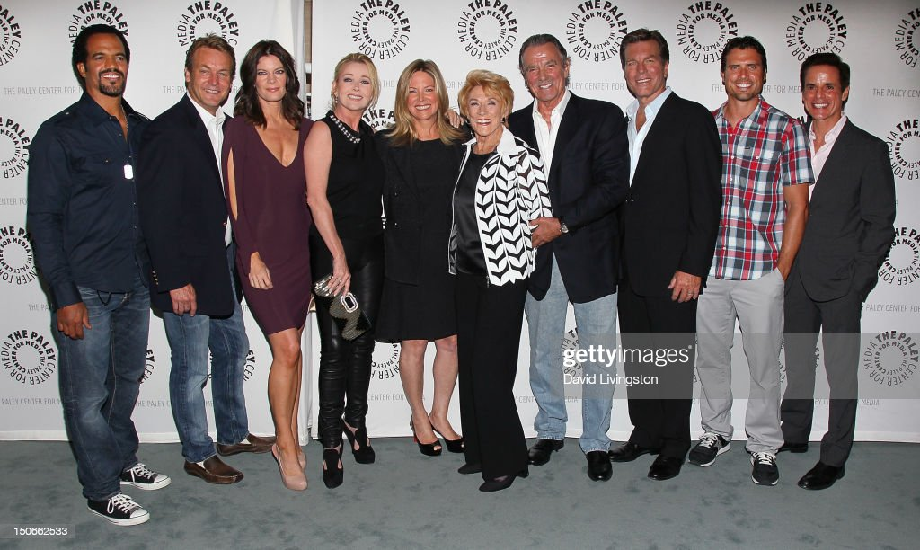 """The Paley Center For Media Presents """"The Young And The Restless: Celebrating 10,000 Episodes"""" - Arrivals"""