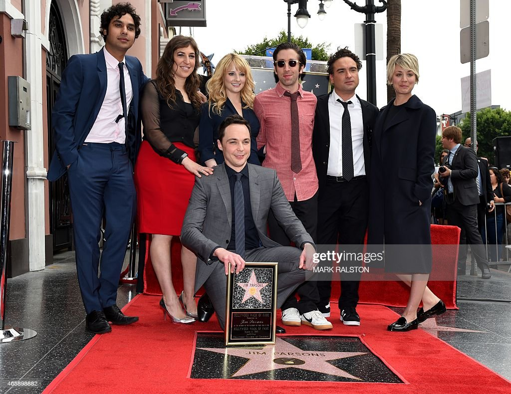 US-ENTERTAINMENT-STAR-HOLLYWOOD-WALK OF FAME : News Photo