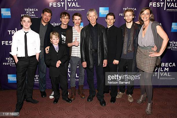 Actors Kyle Gallner Brad William Henke Daniel Frandson Matthew Gray GublerDirector Jaffe Zinn Scott Glenn Will Estes Johnny Lewis and Alison Elliott...