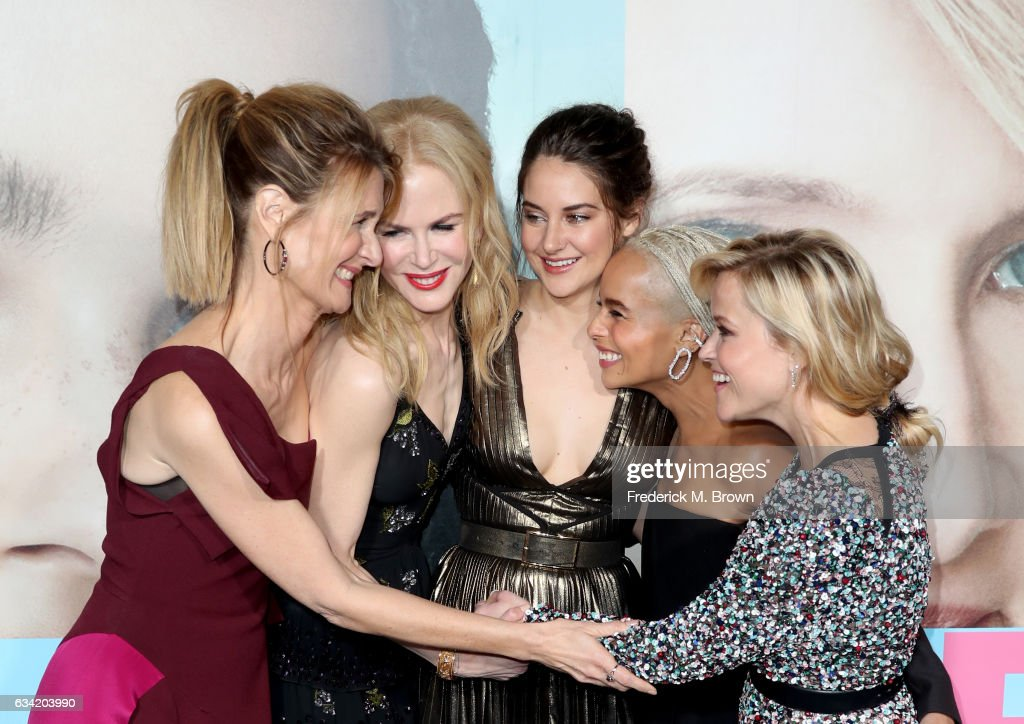 Premiere Of HBO's 'Big Little Lies' - Arrivals : News Photo