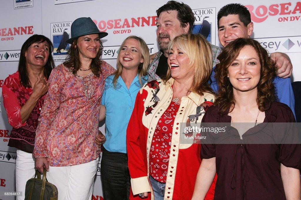 Launch of Roseanne: Season One DVD - Arrivals : Nachrichtenfoto