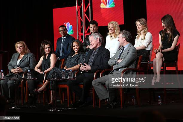 Actors Laz Alonso Wes Brown Katherine LaNasa Ella Rae Peck Marin Hinkle Executive Producers Liz Heldens Gail Berman actors Meagan Good Victor Garber...
