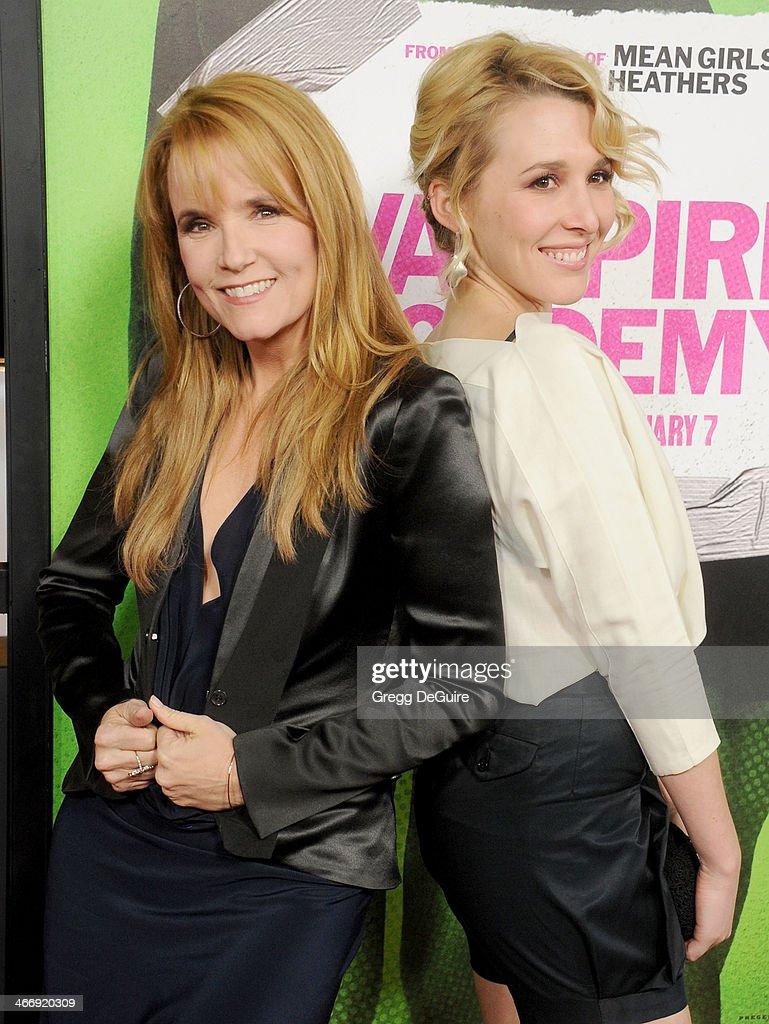 """Vampire Academy"" - Los Angeles Premiere - Arrivals"