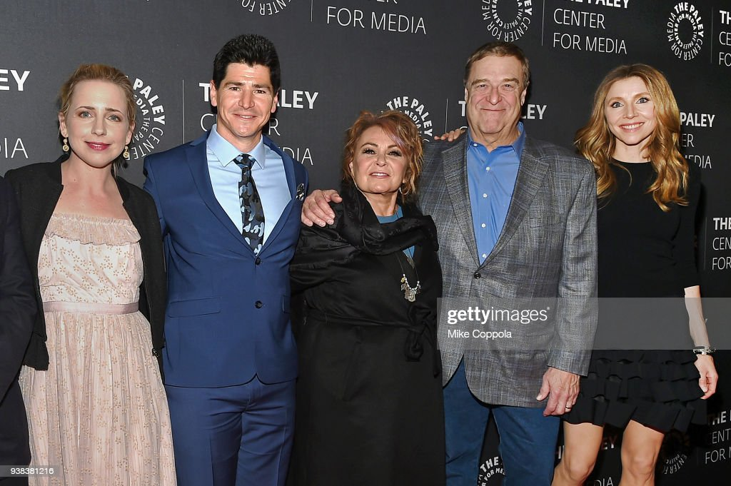 "The Paley Center For Media Presents: An Evening With ""Roseanne"" : Nachrichtenfoto"
