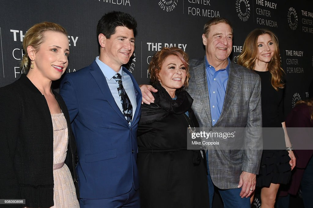 """The Paley Center For Media Presents: An Evening With """"Roseanne"""" : Nachrichtenfoto"""