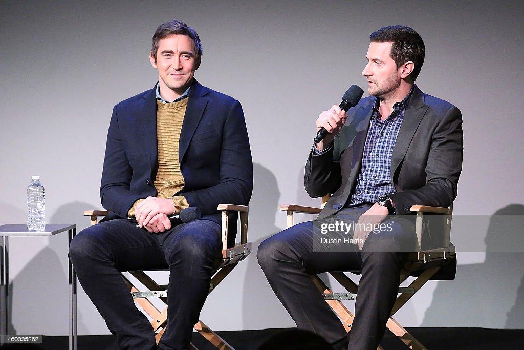 "Apple Store Soho Presents Meet The Actors: ""The Hobbit: The Battle Of The Five Armies"""