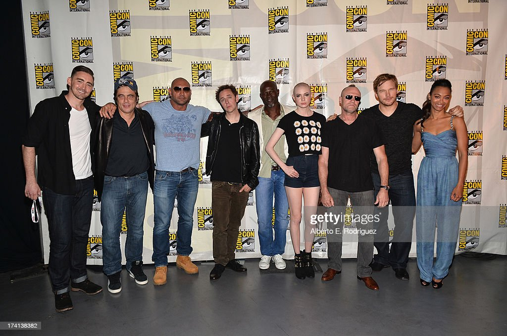 Marvel Studios Panel At Comic-Con : News Photo