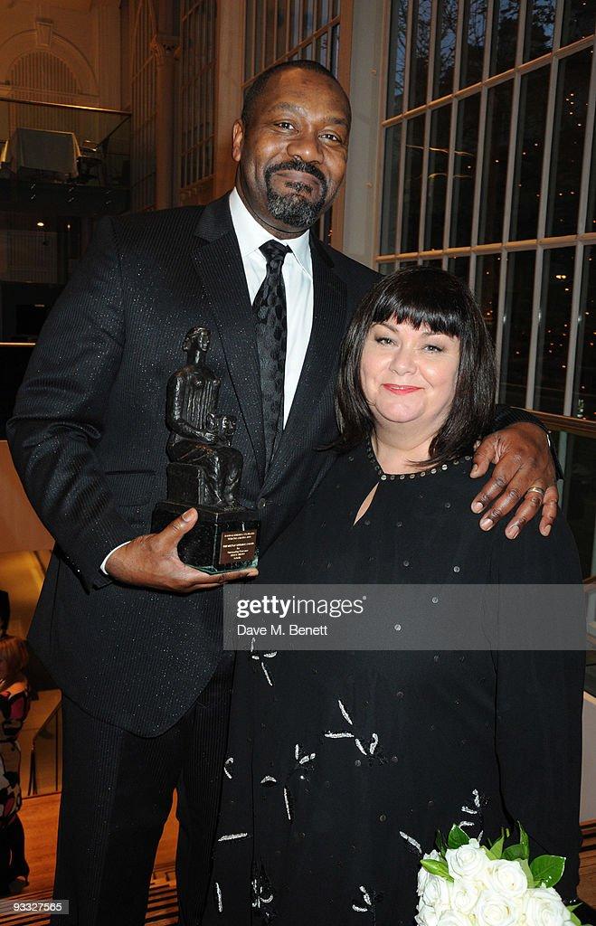 London Evening Standard Theatre Awards - Reception
