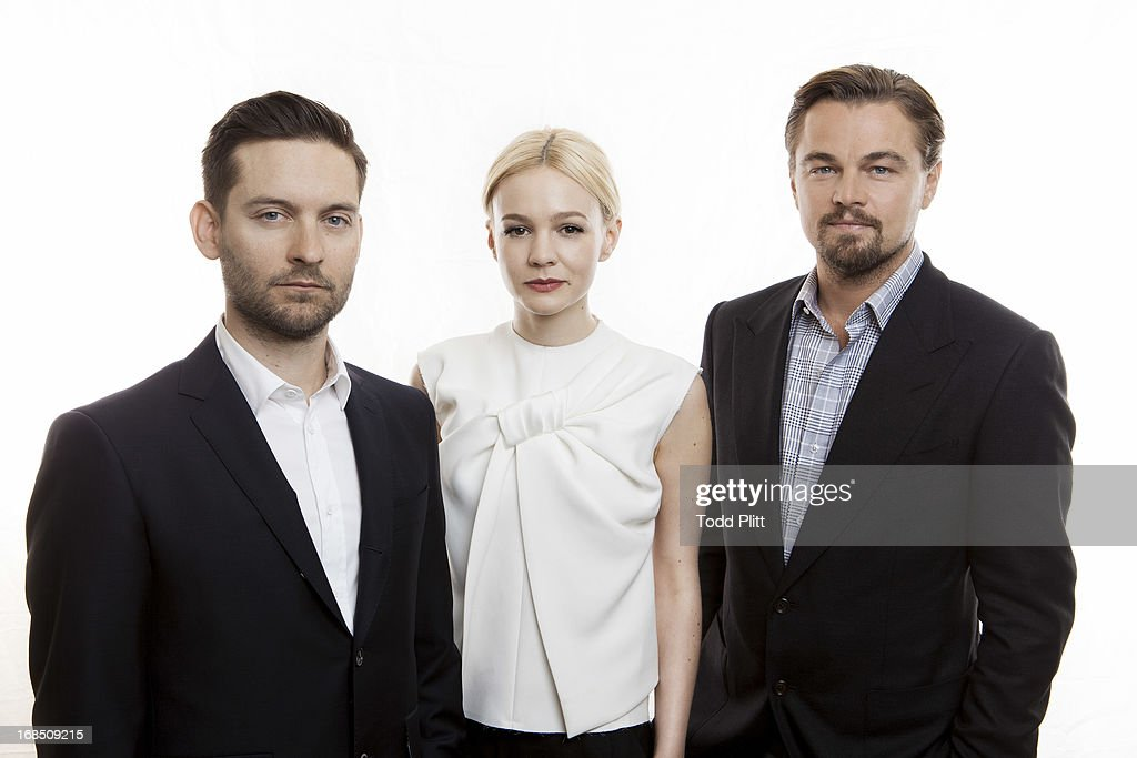 Cast of Great Gatsby, USA Today, May 10, 2013